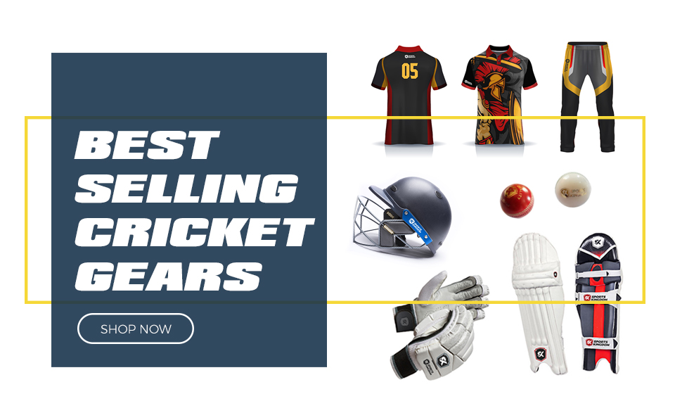 BEST SELLING CRICKET GEARS