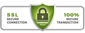 SSL Secure website